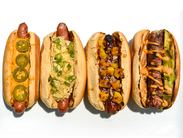 Different Types Of Hot Dog Carts